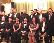 Local 812 ST Vitta honored by IBT Hispanic Caucus