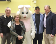 St Francis de sales Easter event