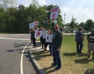 Teachers for Clare Rose Strikers!
