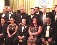Local 812 ST Vitta honored by IBT Hispanic Caucus 04